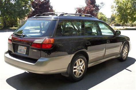 2000 Subaru Legacy Outback Limited by Find Used 2000 Subaru Legacy Outback Limited Awd Wagon