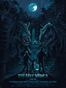 The Lost World Jurassic Park by Jurassic Park We Geek Girls