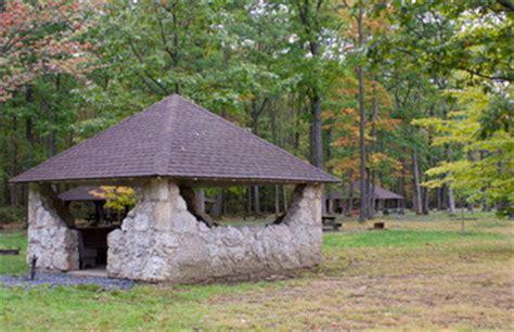 Sb Elliott State Park Cabins by Pa Dcnr Simon B Elliott State Park