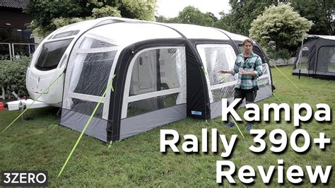 ka rally 390 awning ka rally air 390 caravan awning review youtube