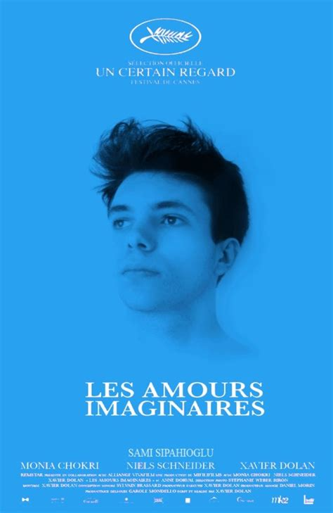 les amours les amours imaginaires by samisipahioglu on
