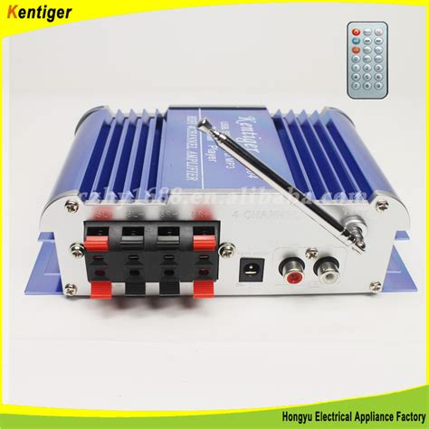 Power Lifier Made In China kentiger v12 audio power lifier with car lifier parts power amlifier made in china buy