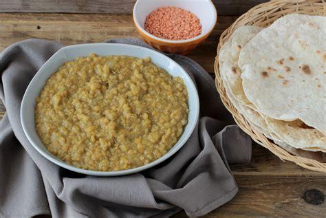 ricetta cucina indiana zuppa di lenticchie cucina indiana agrodolce