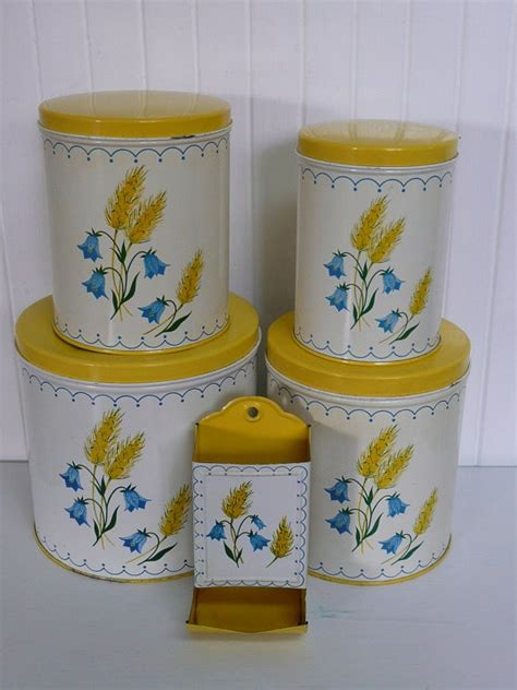 1000 Images About Canister Sets 1000 Images About Kitschen Collectibles On
