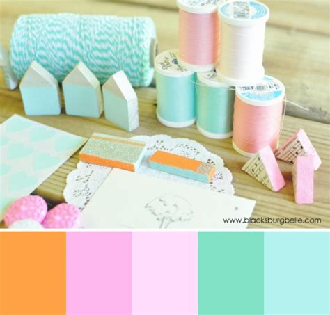 color inspiration color inspiration craft supplies blacksburg belle