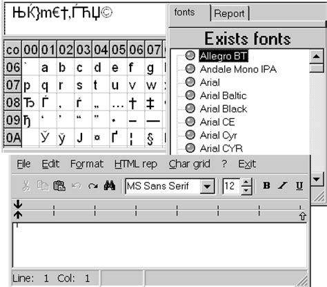 printable font viewer printable font sles trials ireland