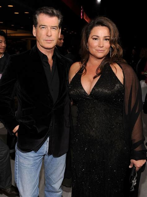 pierce brosnan wife keely shaye smith 15 best images about keely shaye smith curvy style on