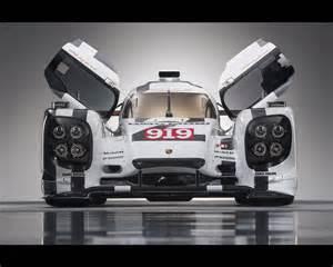 Porsche 919 Hybrid Wallpaper Porsche 919 Hybrid Lmp1 H Wec Le Mans 2014