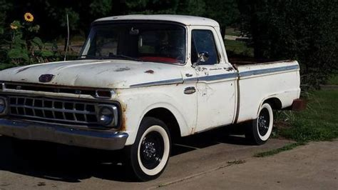 1965 Ford F100 by 1965 Ford F100 For Sale 40 Used Cars From 4 500