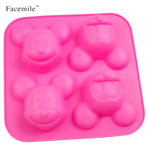 Cookies Cutter Mold Chocolate Fondant Mickey Mouse popular mickey mouse cookie cutter buy cheap mickey mouse
