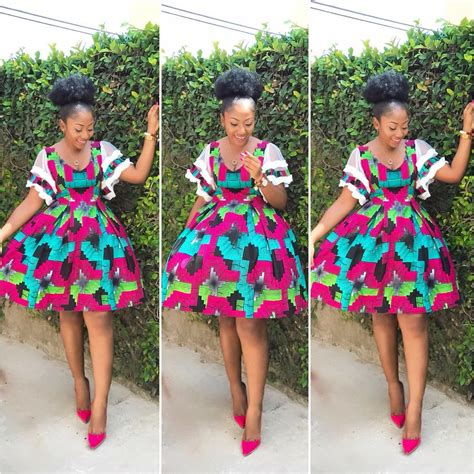 latest ankara short gown checkout these assorted latest ankara trends from short