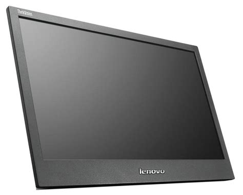 Monitor Lcd 14 Inch t52deeu lenovo thinkvision lt1421 14 inch led backlit