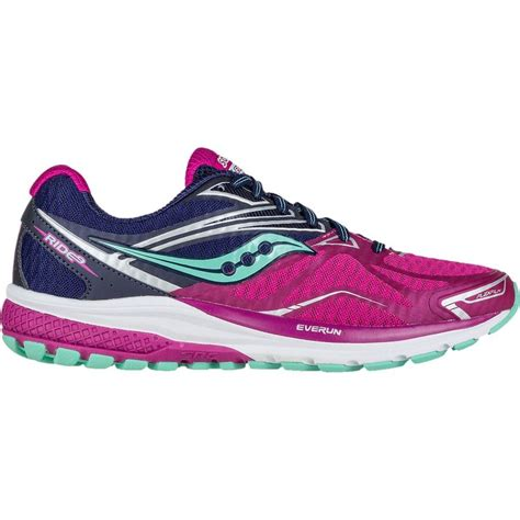 saucony ride womens running shoes saucony ride 9 running shoe s backcountry