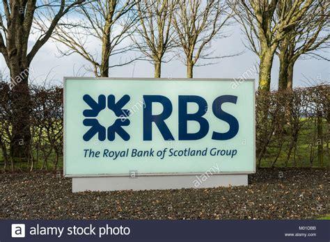 royal bank scotland greenock scotland uk stock photos greenock scotland uk