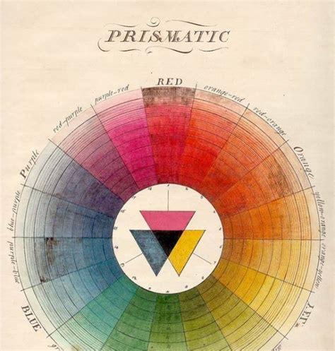 kerry hawkins graphic design vintage color wheel