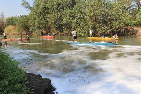 kasus pencemaran tak ditangani ecoton akan gugat gubernur