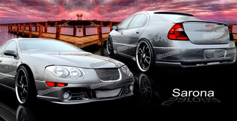99 Chrysler 300 M by Custom Chrysler 300m Kit Sarona