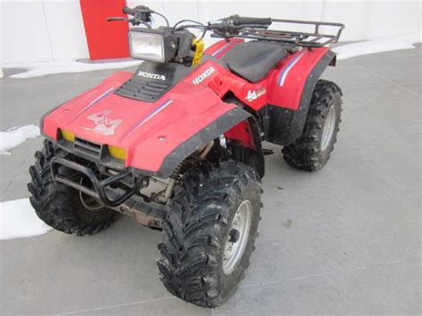 2001 honda 350 fourtrax honda fourtrax 350 foreman motorcycles for sale