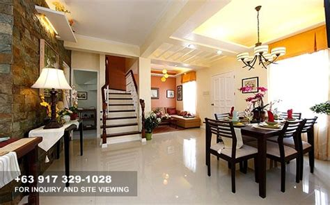 camella homes interior design camella carson philippines house and lot for sale in