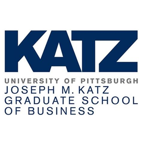 Katz Mba Application by Joseph M Katz Graduate School Of Business