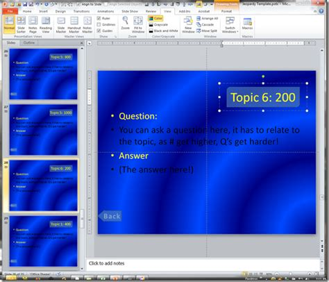 jeopardy template powerpoint 2007 microsoft powerpoint 2007 jeopardy template