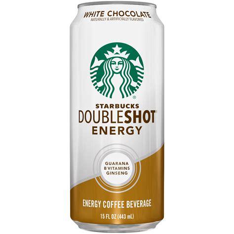 Starbucks Doubleshot® White Chocolate Energy Coffee Drink 15 fl. oz. Can   Walmart.com