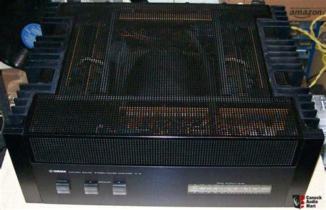 Audio Power Lifier Yamaha Dts yamaha m2 power lifier photo 637518 canuck audio mart