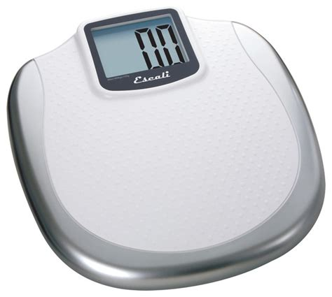 escali extra large display bathroom scale modern