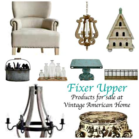 fixer tv show style products now available on line