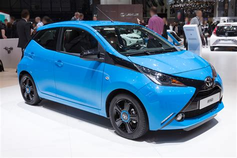 Go Toyota Aygo 2015 All New City Car From Toyota Go Yourself