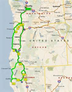 bullard s bar loop seattle wa to fortuna ca