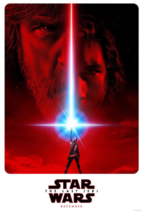 star wars the last star wars the last jedi s first poster is a stunning nostalgic callback polygon