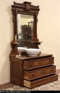 antique dresser sink vanity 1880 antique dresser or vessel sink vanity