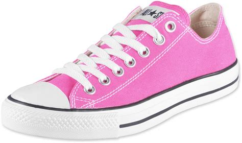 Converse All Pink converse all ox shoes pink