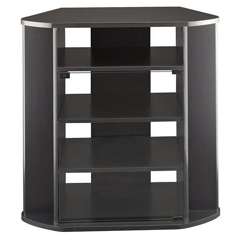 tall corner tv cabinet bush furniture tall corner tv stand by oj commerce my37927