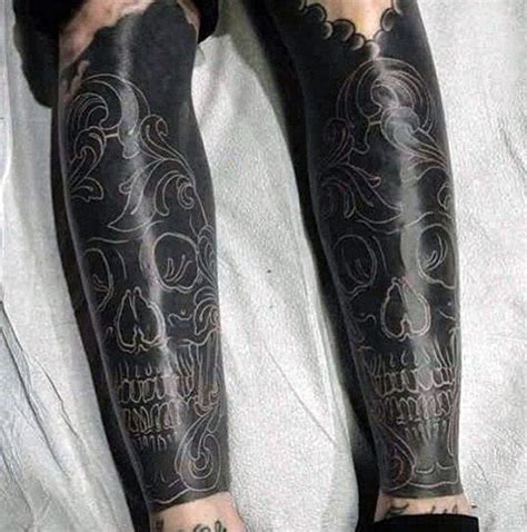 tattoo cover up with white ink 60 tattoo cover up ideas for men before and after designs