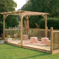Small Garden Decking Ideas 25 Best Decking Ideas On Garden Decking Ideas Outdoor Decking And Pergola