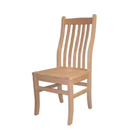 Mennonite Furniture by Mini Contour Mission Side Chair Lloyd S Mennonite