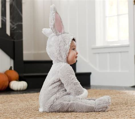 baby in bunny suit on swing baby bunny costume baby bunnies and bunnies on pinterest