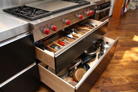 modern kitchen drawers wenge kitchen drawers modern kitchen los angeles
