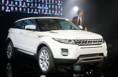 new range rover evoque starts production | easier