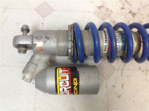 Shock Showa Vario 125 1992 Peak Pro Circuit Cr125 Build Bike Builds