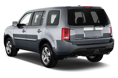 grey honda pilot 2014 honda pilot reviews and rating motor trend