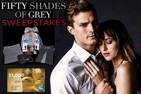 fifty shades of grey movie zip file fifty shades of grey sweepstakes sweepstakesbible
