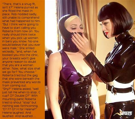 feminized husband forced woman hood the gender manipulator a new woman tg captions