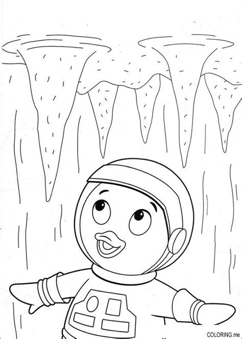 nick jr backyardigans coloring pages tyrone backyardigans coloring pages