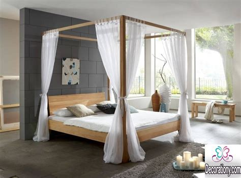 buying a new bed how to make a canopy bed easily without buying a new bed