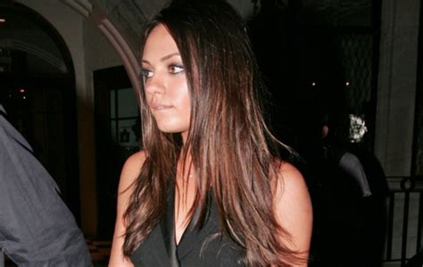 mila kunis hair color mila kunis new hair color hairstyles ideas