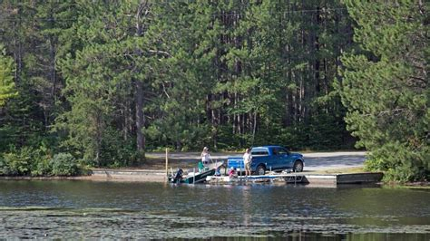 boat launch ontario seasonal csites at ontario parks parks blog