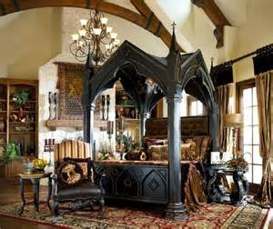 Gothic Canopy Bed Gothic Bed Best Images Collections Hd For Gadget Windows